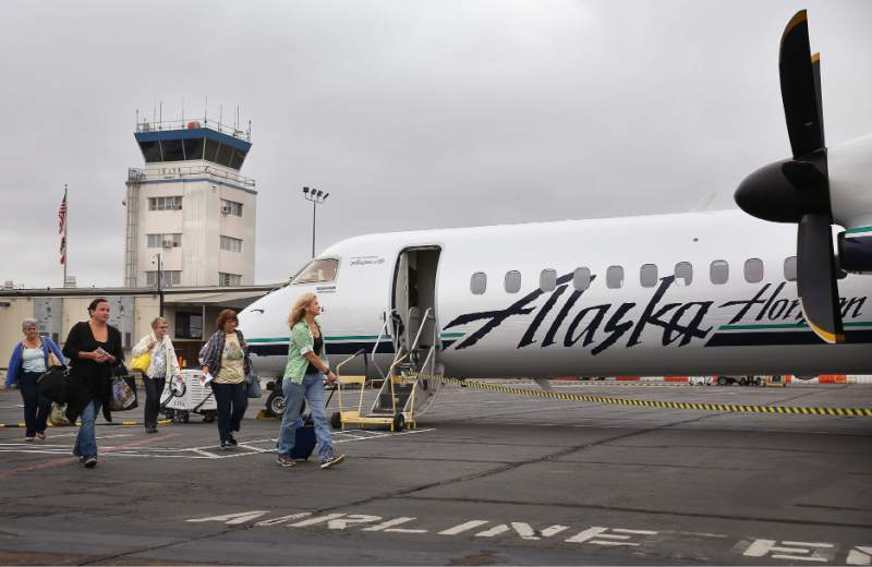 Alaska Airlines and Me