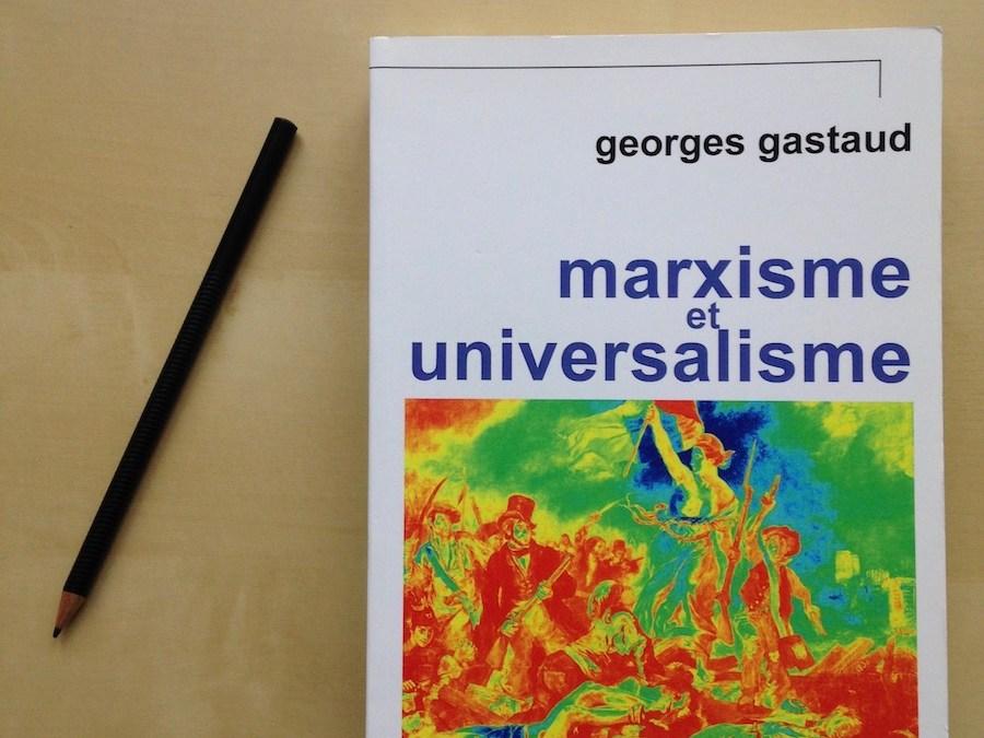 Marxisme et universalisme
