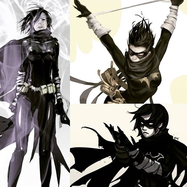 Who's this? Blackbat?regram @comic_student Requested by @__mswonder #blackbat #cassandracain  Any requests? ? ? #thestudent #marvel #dc #marvelcomics #dccomics #netflix #civilwar #avengers #justiceleague #TWD #me #followme #cute #instagood #tagforlikes #tbt #photooftheday #punisher #daredevil #batmanvsuperman #captainamericacivilwar #spiderman
