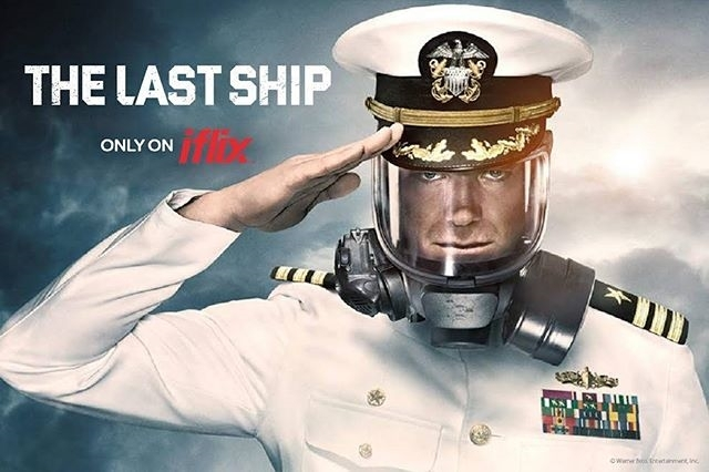 If you can ignore the American patriotism schlock, this is a great action series, even a bit scifi.  regram @dugompinoy_com From blockbuster filmmaker Michael Bay, seasons 1 & 2 of The Last Ship are now available in the Philippines,exclusively on iflix  #TheLastShip #iFlix