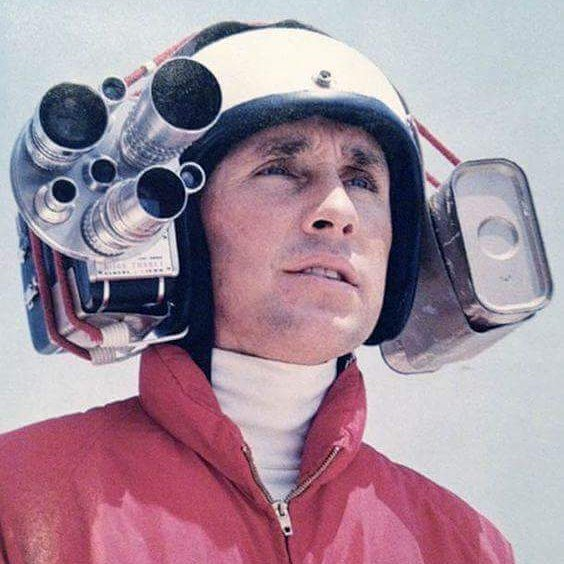 Tell me again how heavy that gopro is. I dare you. I double dare you. #gopro #filmmaking