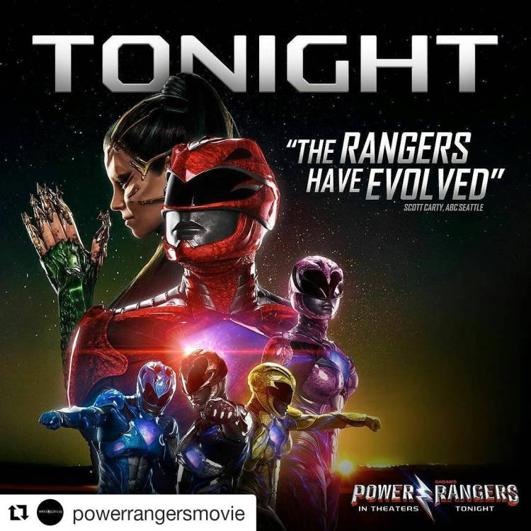 So, a gritty R-rated fan short (starring Katee Sackhoff) gets taken down with the excuse that kids might stumble on the explicit material, but a gay character on the official movie is somehow acceptable? Screw you, Saban Entertainment. I'm not watching your film.  @powerrangersmovie  Google: Power Rangers, Unauthorized and violent, Bootleg Universe for the short film.  #PowerRangersMovie #kateesackhoff #powerrangers #adishankar #filmmaking