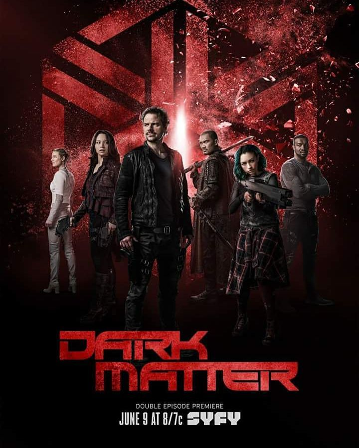 Come on already! #syfy #darkmatter #scifi #space #tvseries