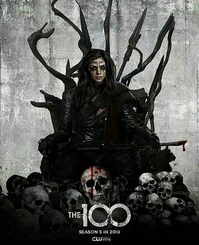 Kill them all, Octavia, you tiny psycho barbarian you.  Repost @octaviamyqueen ・・・ And now wait season 5 😧😧 Credit:《?》 Fc: 4671 – Hope you enjoy 😊😊😊 – – – #the100 #the100cw #thehundred #the100season4 #clarkegriffin #elizataylor #l4l  #octaviablake #marieavgeropoulos #octavia #ravenreyes #lindseymorgan #lexa #alyciadebnamcarey #richardharmon #l4f #johnmurphy #montygreen #christopherlarkin #lexacommander #jasperjordan #devonbostick #bellamyblake #bobmorley #clexa #octaven #bellarke #linctavia #the100edits