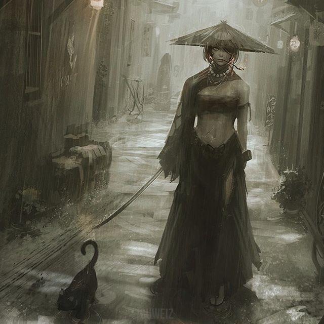 Black kitty makes this  a Halloween post. Lol. regram @samurai.warriors.club #samurai #asia #japan #katana #japanesetattoo #ronin #japanesegirl #shuriken #arrow #america #oni #bow #onimask #sword #claws #usa #suit #fight #shinobi #anime #japanese #night #tradition #manga #asian #artр #Halloween #blackcat