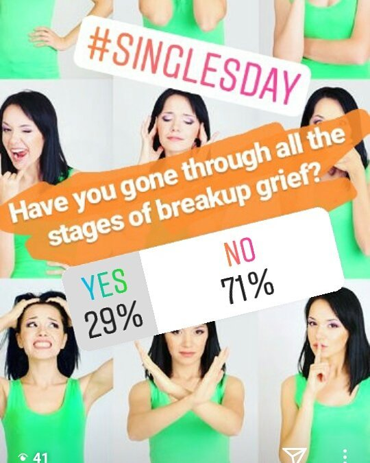 Either everybody is extremely cool with breakups, or they're still going through them? Ugh. I didn't phrase the poll correctly. Anyway, find the link in my bio and enjoy #Heartbreaker 💔 #singlesday #eris #love #bookstagram #reading #breakup #single