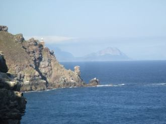 Cape Point and the Cape of Good Hope.