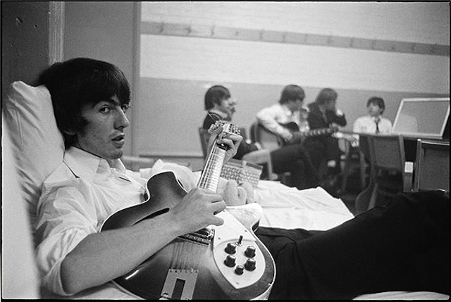 All Things Must Pass George Harrison February 25 1943