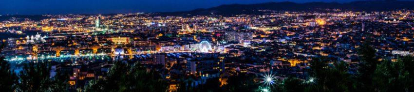 Photos de nuit à Marseille-photographe Georges Panossian