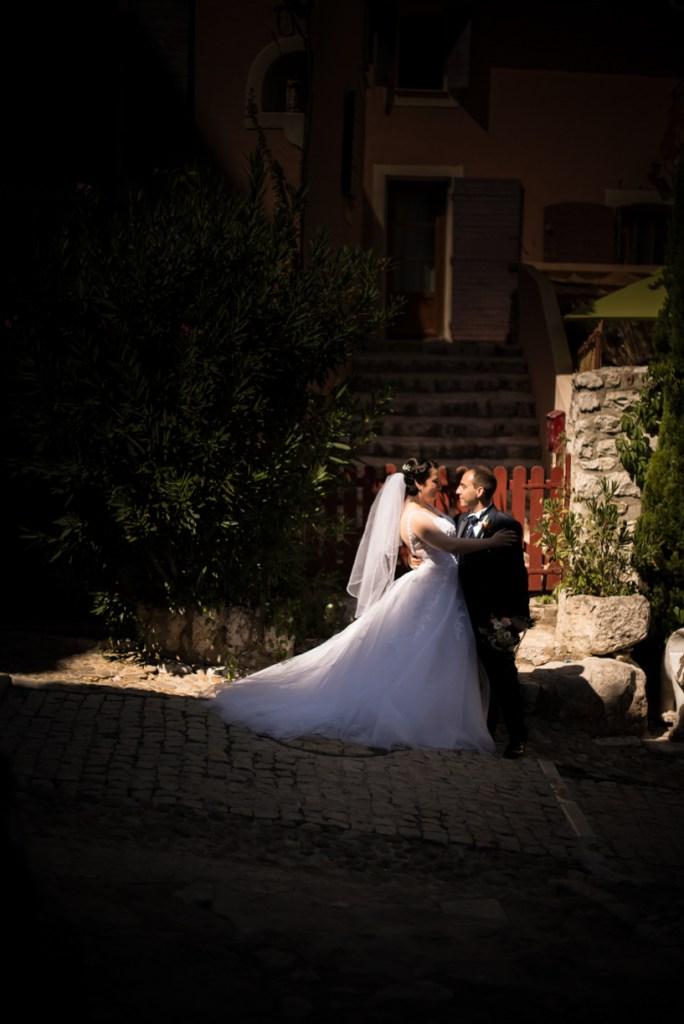 Mariage franco-italien à l'Hotel Victor
