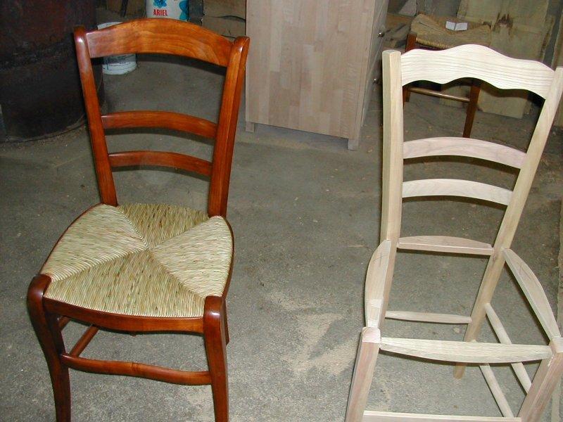Comment Fabriquer Une Chaise En Bois Traditionnelle 3