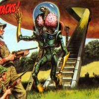 Still More Mars Attacks Wallpapers