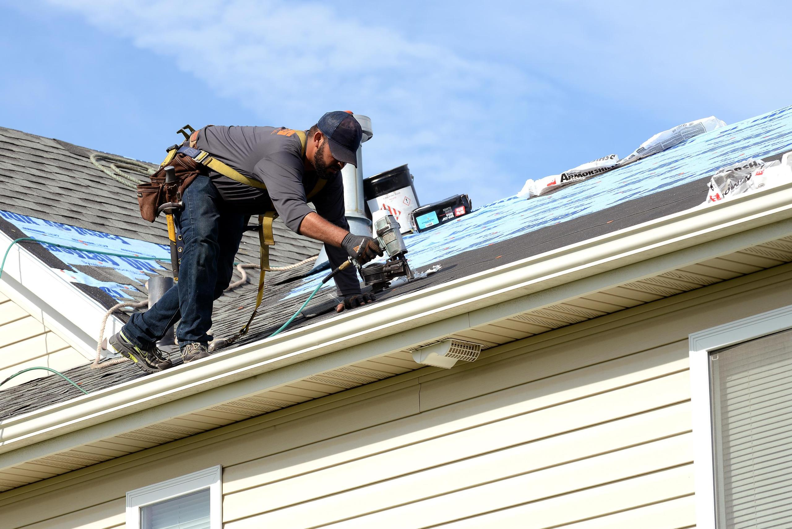 George's Roofing Roof Repairs