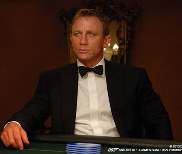 Film Concerts Live Proudly Presents Casino Royale In Concert Produced In Association With Eon Productions And Metro Goldwyn Mayer Studios Mgm