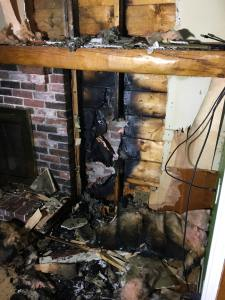 Georgetown Fire Department Responds to Early Morning House Fire
