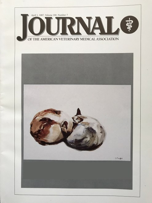 American Veterinary Medical Association Journal - April 1, 1987