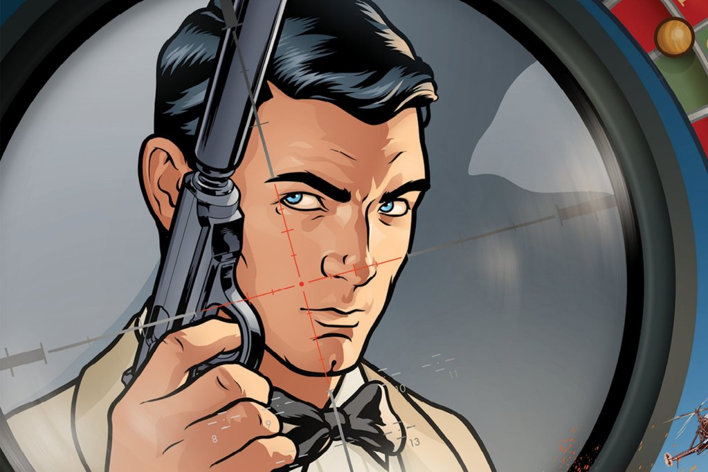 Archer Is Back In Style