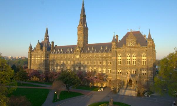 Photo: Georgetown Voice