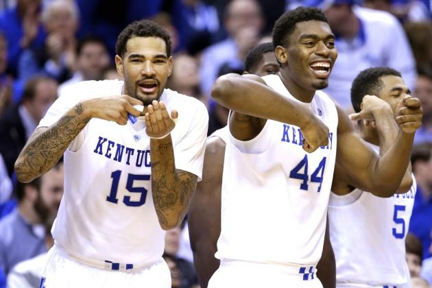Kentucky's Dance over NCAA Viewing Record