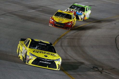 On the Fence: Struggling to Maintain My Disdain for NASCAR