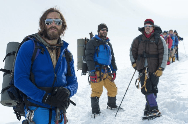 <em>Everest</em> Takes Viewers on Heart-Pounding Climb