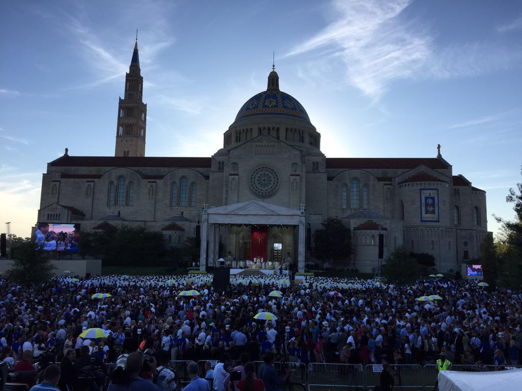 #PopeInDC: Highlights From Social Media