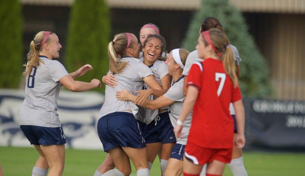 Calming the Storm: Quick start helps women's soccer down St. John's