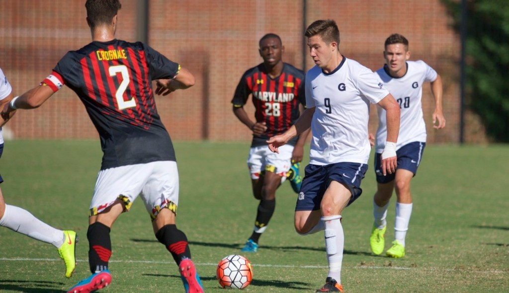 Storm a Brewin': Men's Soccer Looks to Strike at No. 20 Xavier