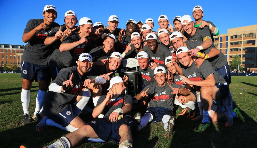 Beast of the Big East: Men's soccer wins first ever Big East Tournament Championship with OT win over No. 5 Creighton