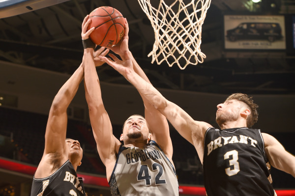And-Ones: Additional news and notes from Georgetown-Bryant