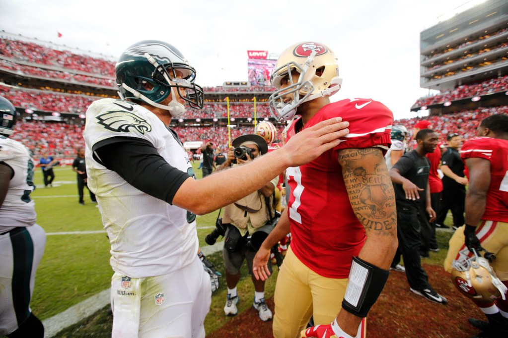 All in for Kaep!
