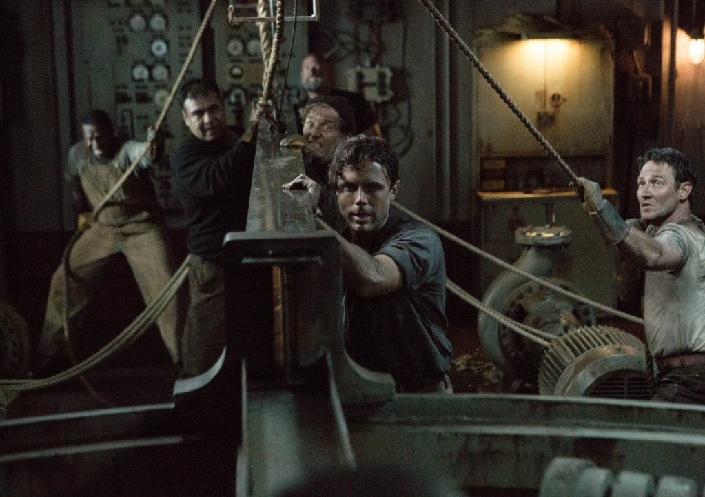 Imperfect Storm: <i>The Finest Hours</i> Fails to Make a Splash