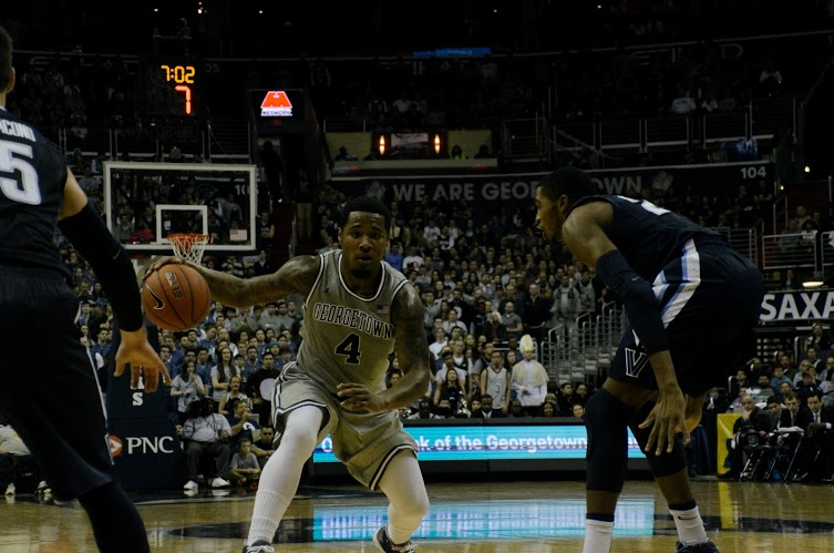 We Are Georgetown and You're Not: Hoyas return home for revenge against Creighton