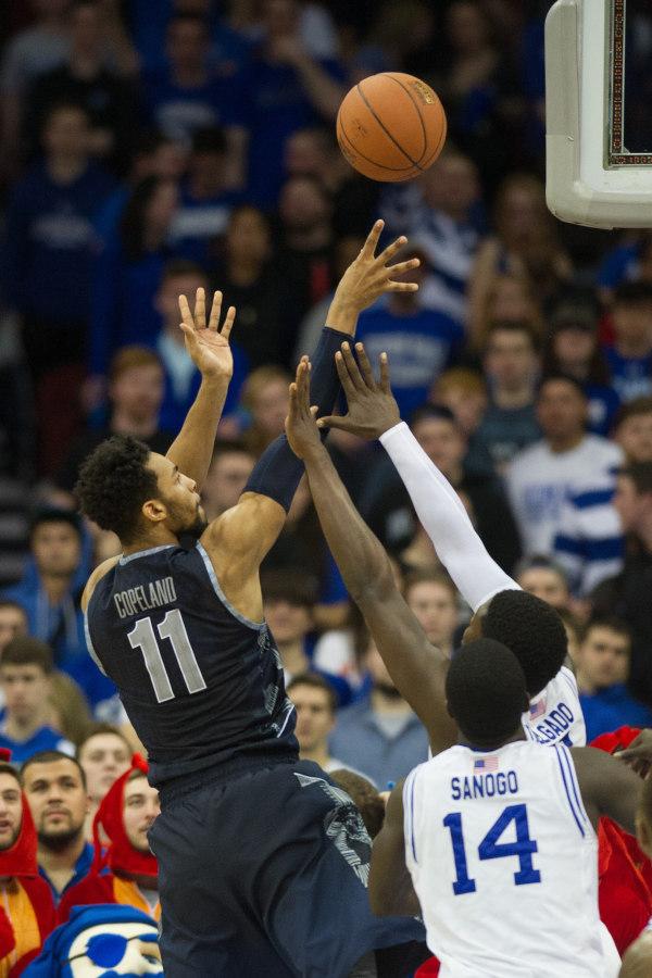 Sunk: Hoyas fall to Seton Hall as NCAA Tournament hopes continue to fade
