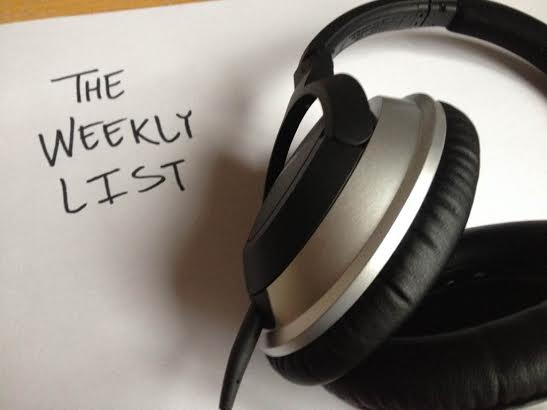 The Weekly List:  Almost Spring Break