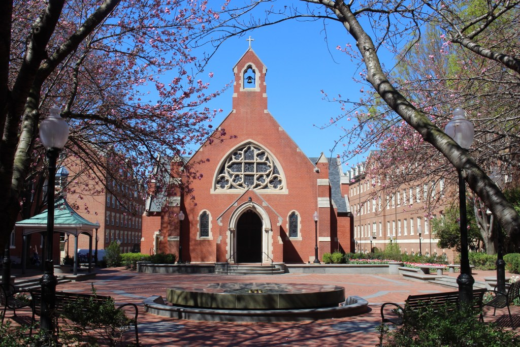 Soul Searching: Navigating Georgetown's Catholic Identity
