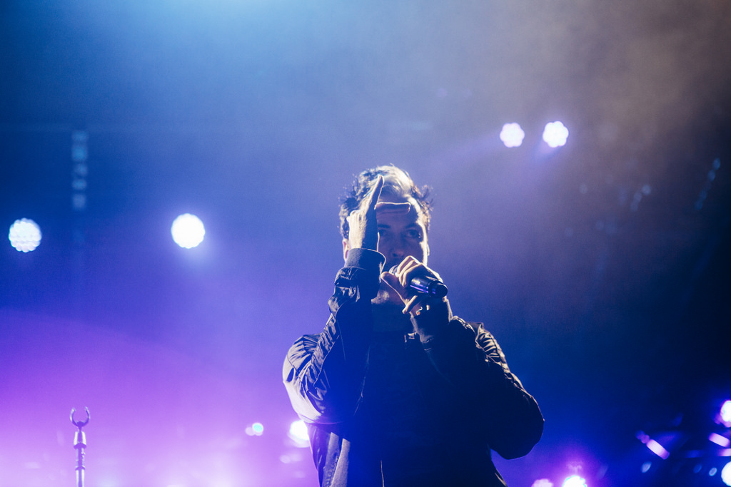 Bring Your Dancing Shoes: Fitz and the Tantrums at 9:30 Club
