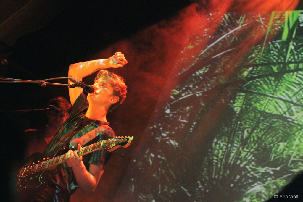 The Weird and the Whimsical: Glass Animals at Echostage, 9/25