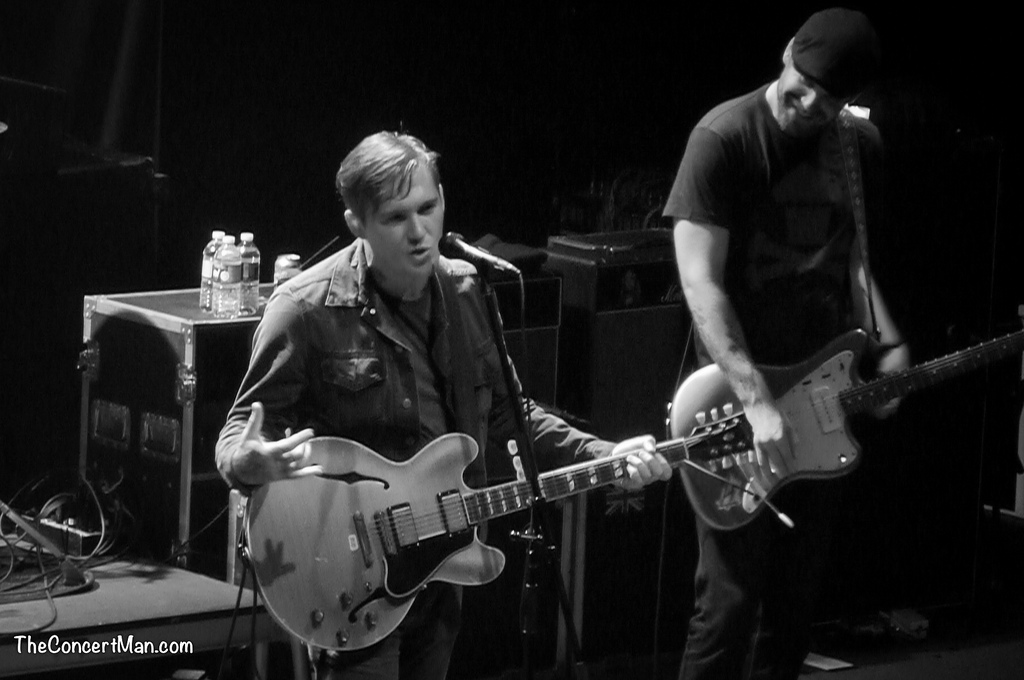 Concert Preview: Ryan Bingham and Brian Fallon & the Crowes, The Lincoln Theater 9/28