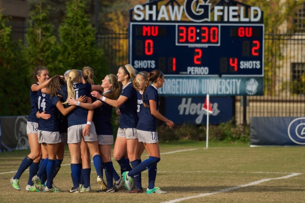 Women's soccer looks to overcome tough draw to San Jose