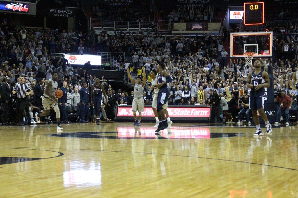 UConn Do It: Men's basketball defeats former conference foe