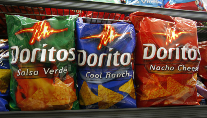 Taste Test: Doritos