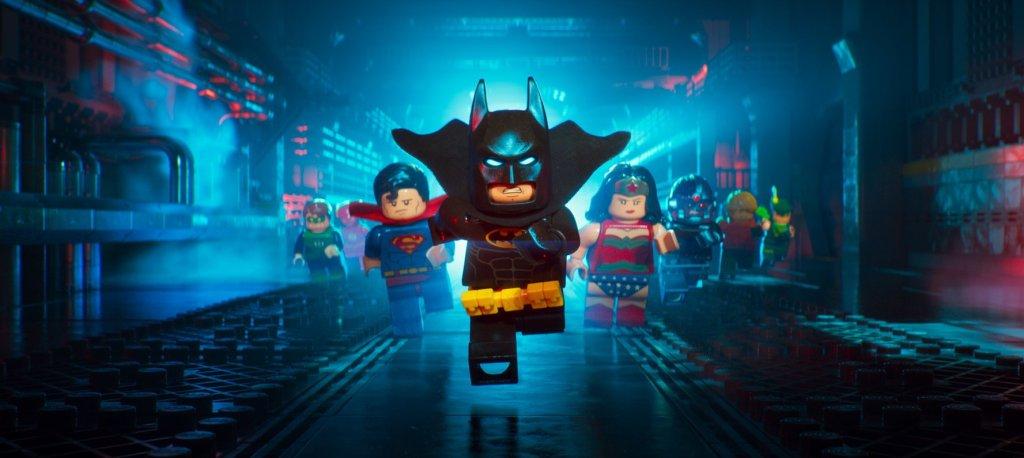 <i>The Lego Batman Movie</i> Builds a Better Batman