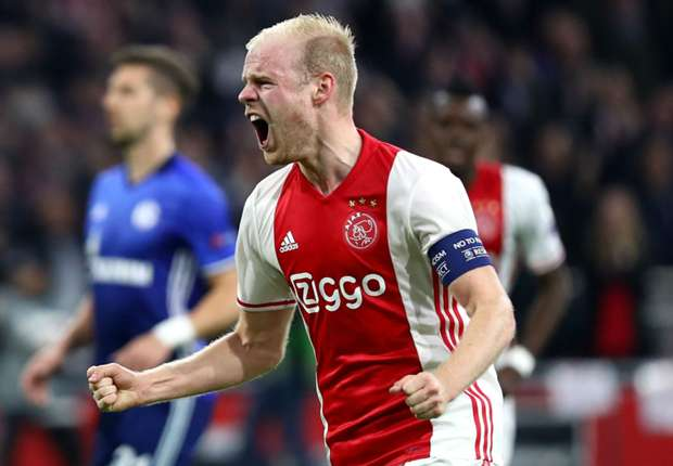 Is Ajax on the Way Back?