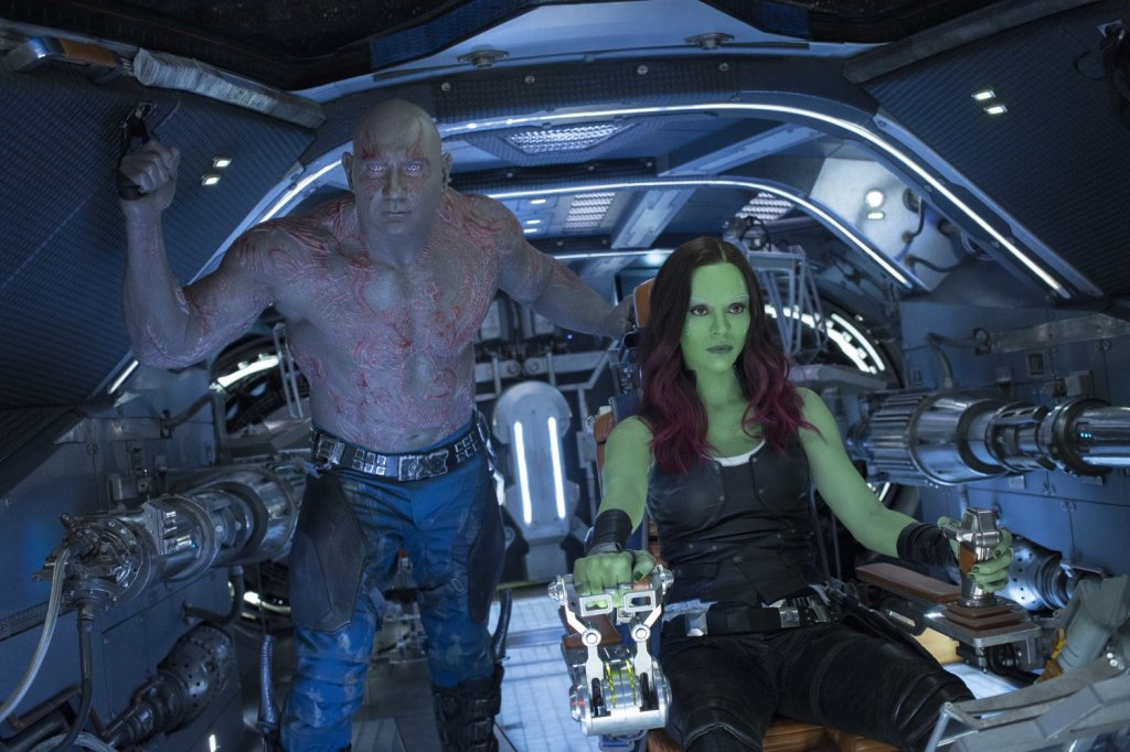<i>Guardians of the Galaxy Vol. 2</i>: Beyond Shimmering Skies