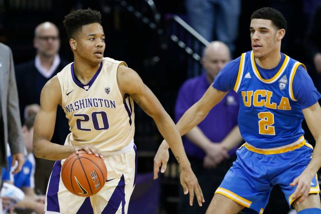 Halftime's NBA Mock Draft