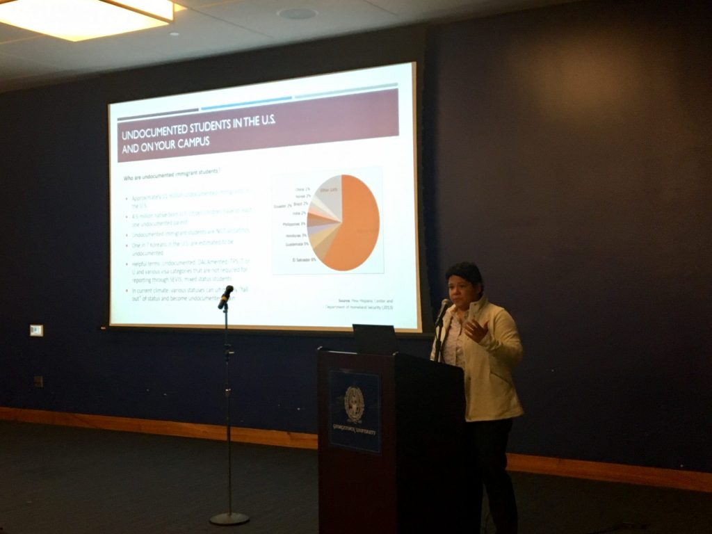 Administrators Share Tools for Supporting Undocumented Students