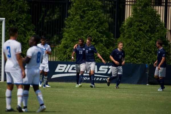 Top-Gear: Achara's fifth goal of the season helps men's soccer outlast No. 15 UCLA