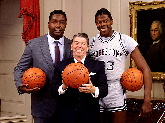 Athletes and Presidents