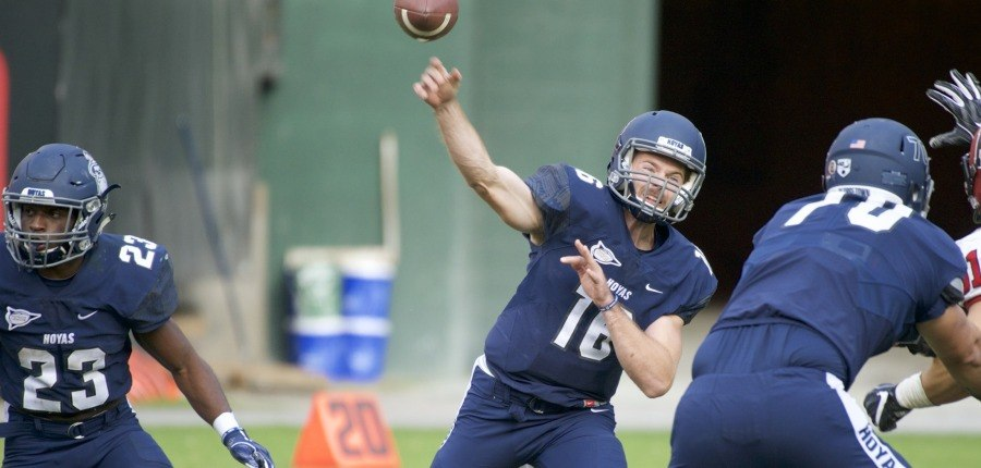 Football Looks to End Skid Against Fordham